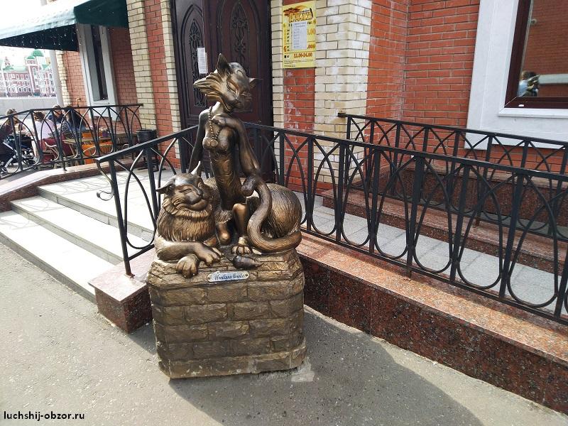 Фото Йошкиной кошки в Йошкар-Оле